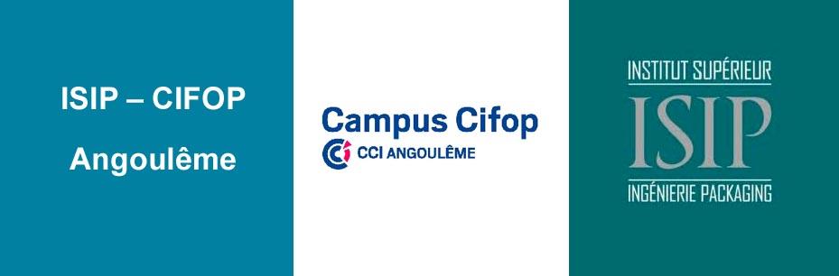 visuel ISIP – CIFOP Angoulême